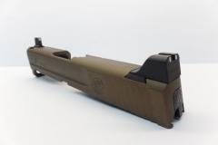S&W M&P Shield w/ Suppressor Height Sights